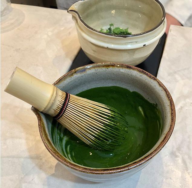 京都 抹茶ラテ3