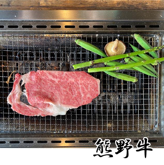 白浜 とれとれ市場 熊野牛BBQ