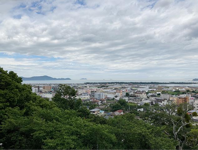 和歌山 景色 紀三井寺