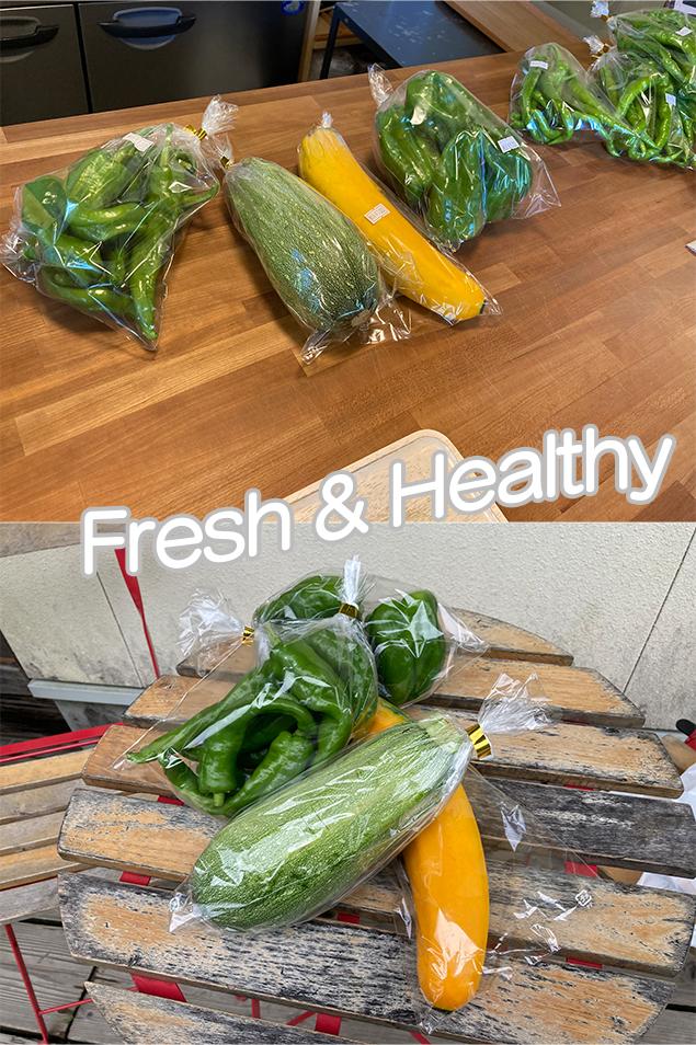 農家さんの野菜